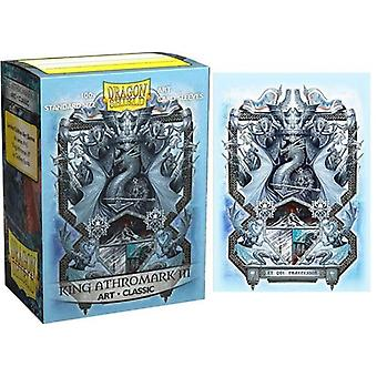Dragon Shield Sleeves Classic - King Athromark III Coat of Arms 100 (10 Units)