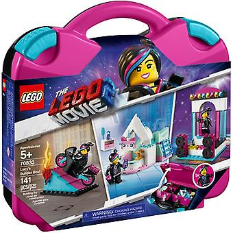 LEGO 70833 Lucy ' s construction box