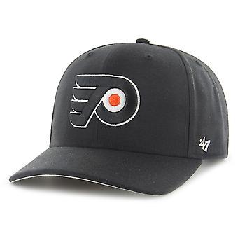47 Brand Low Profile Snapback Cap - ZONE Philadelphia Flyers