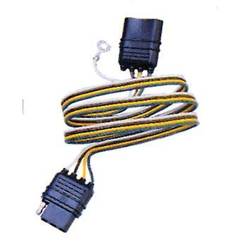 Hopkins 47105 4-Wire Flat Harness