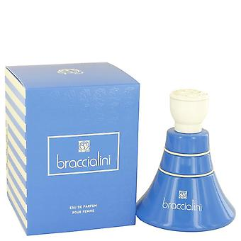Braccialini Blue Eau De Parfum Spray By Braccialini 3.4 oz Eau De Parfum Spray