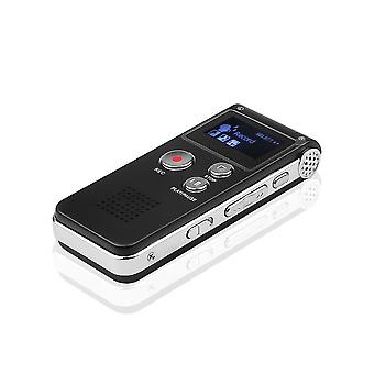8GB 3in 1 Digital Audio Voice Recorder Dictaphone Cu Embedded Flash