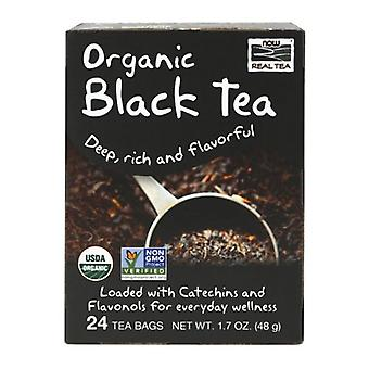 Maintenant Foods Boldly Black Tea Bio, 25 Sacs