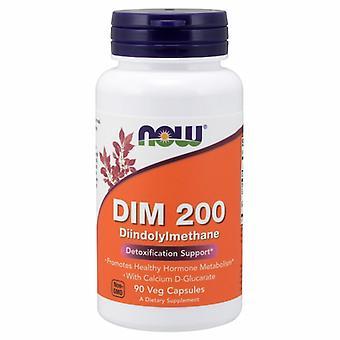 Now Foods DIM 200, 90 Veg Caps