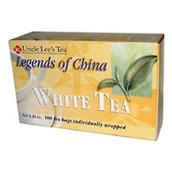 Uncle Lees Teas Legends of China White Tea, 100bg