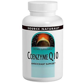 """מקור Naturals Coenzyme Q10, 400 מ""""ג, 30 כמוסת ג'ל רכה"""