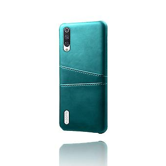 Leather Case for Xiaomi Mi 9 Green jushangli-82
