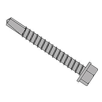 Forgefix TechFast kattolevy teräksinen kuusioruuvi nro 3 kärki 5,5x32mm x100