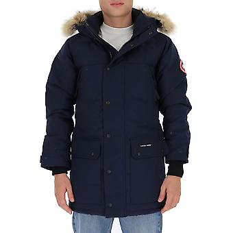 Canada Goose 2580m63 Men's Blue Nylon Down Jacket