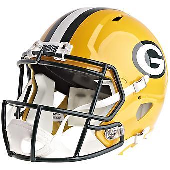 Casco de fútbol replica Riddell speed - NFL Green Bay Packers