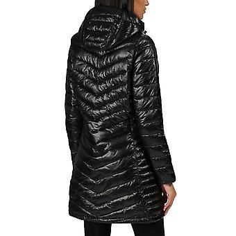 Regatta Női Andell II Szigetelt Steppelt Kapucnis Parka Walking Jacket - Fekete