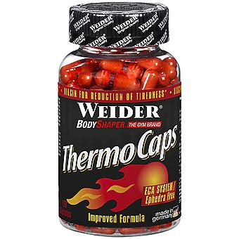 Weider Thermo capsules 120 capsules