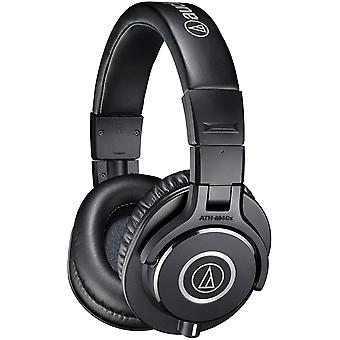 Audio-technica ath-m40x professionel studie skærm hovedtelefon, sort