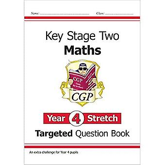 New KS2 Maths Targeted Question Book: Challenging Maths - Year 4 Stretch