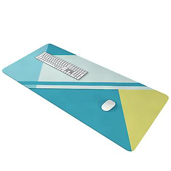 YANGFAN Geometric Art Splicing Rectangular Mouse Pad