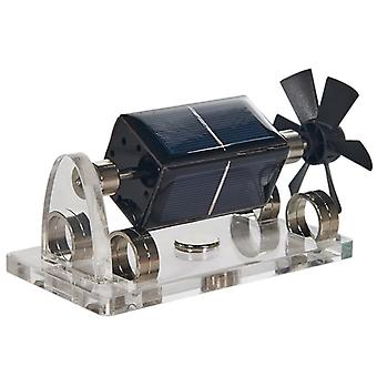 Güneş Manyetik Levitation Motor-eğitim Modeli