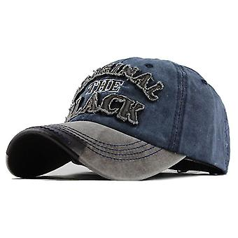 Retro Washed Baseball Cap Snapback Hat / Women