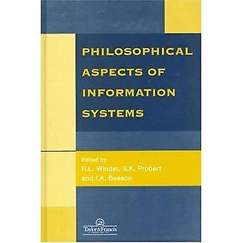 Filosofische aspecten van informatiesystemen