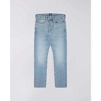Edwin ed-80 jeans fuselés minces yoshiko main gauche denim