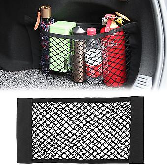 bil interiør, bagasjerommet sete tilbake elastisk mesh nett