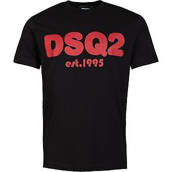 Dsquared2 Dsq2 T-skjorte