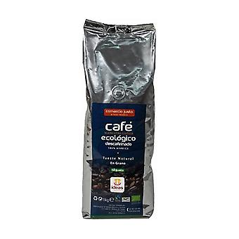 Organic Decaffeinated Coffee Bean 1 kg