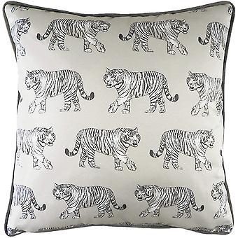Evans Lichfield Safari Tiger Cushion Cover