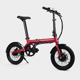 New Perry Ehopper 16 inch Folding Electric Bike Red