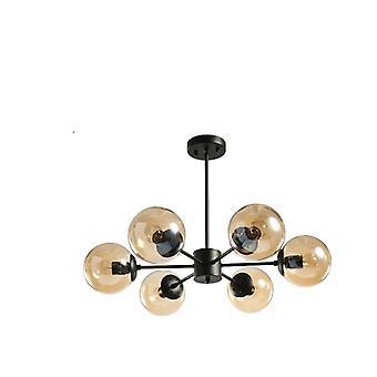 Adjustable Hanging Lights Wood Dining Lighting Fixtures