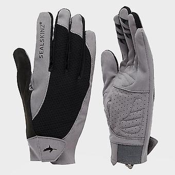 New Sealskinz Men's Solo MTB Glove Grey