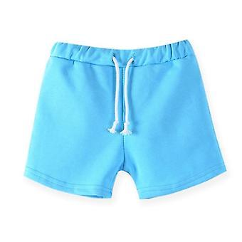 Cotton Kids rövidnadrág, nyári és, cukorka Színes Beach nadrág és nadrág