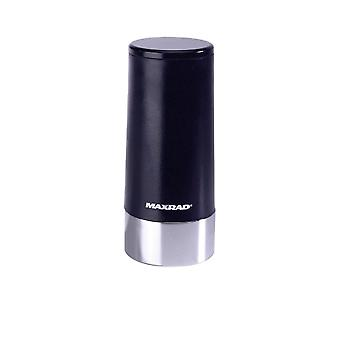 740-870 Low Profile Antenna, Black/Chrome