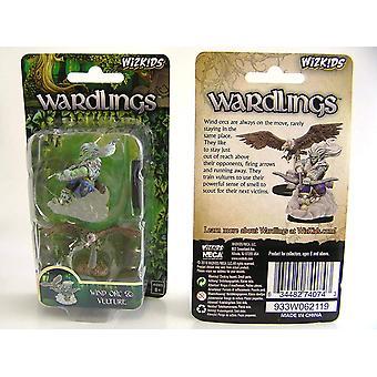 WizKids Wardlings Miniatures - Orc vent & Vautour