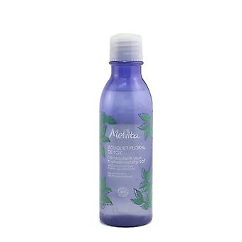 Melvita Bouquet Floral Detox Bi-Phase Waterproof Eye Make-Up Remover 100ml/3.4oz
