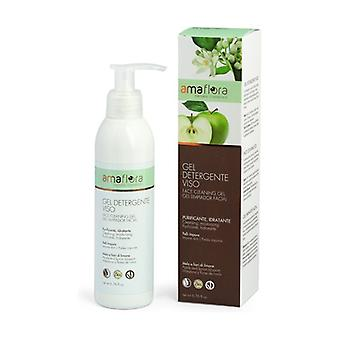 Apple and Lemon Flowers Purifying Face Cleansing Gel 200 ml of gel
