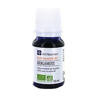Bergamot essential oil 10 ml of essential oil