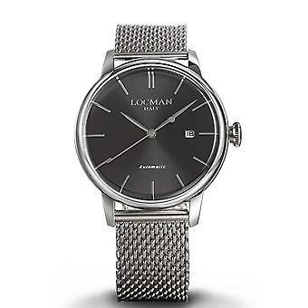 Locman Wristwatch 1960 0255A01A-00BKNKB0