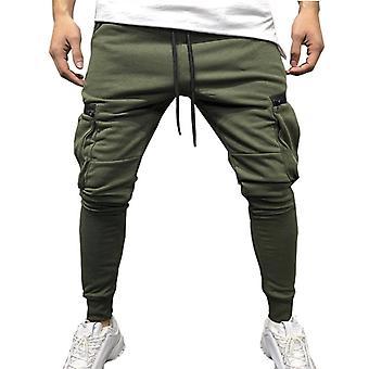Męskie&S Moda Fitness Spodnie sportowe M68