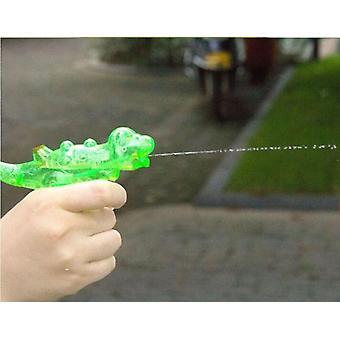 Mini dinosaur vandpistol, udendørs strand vand blaster, børn, sommer spil