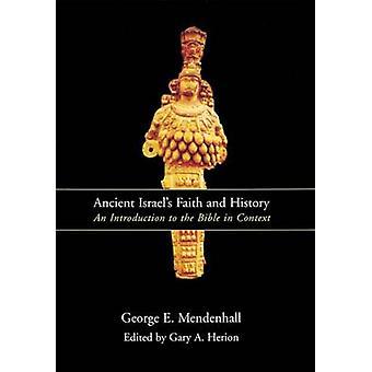 Fé e História de Israel antigos - Uma Introdução à Bíblia em C