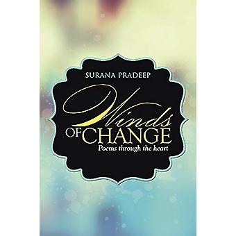 Winds of Change - Poems Through the Heart by Surana Pradeep - 97814828