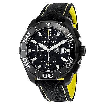 Tag Heuer Aquaracer Black Dial Automatic Men's Watch CAY218A.FC6361