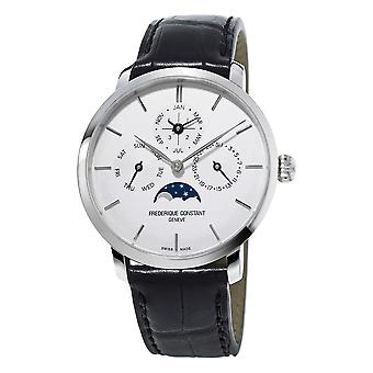 Frederique Constant Slimline Perpetual Moon Phase Automatic Men's Watch 775S4S6