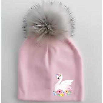Talvi Muoti Eläin Perhonen Yksisarvinen Vauvan hattu ja, Matkahattu Korkki