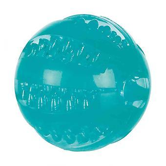 Trixie Denta Fun Mint ThermoplastischeRuk Tschuk Hund Ball