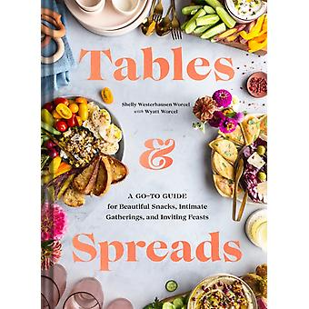 Tables  Spreads by Shelly Westerhausen