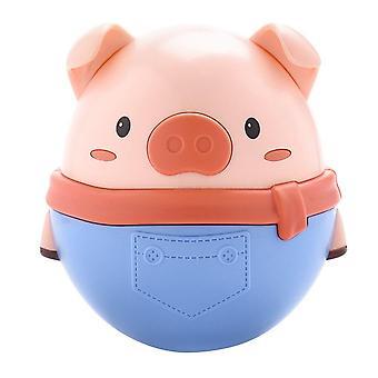 Baby Bad Soft Tumbler Legetøj Ring Bell Sikkerhed Svømning