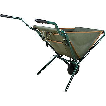 Esschert Design Foldable wheelbarrow Green GT138