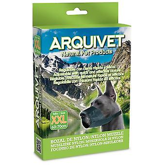 Arquivet Nylon Muzzle T-O (Dogs , Collars, Leads and Harnesses , Muzzles)