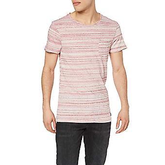 BLEND Tee T-Shirt, Red (Mars Red 70412), X-Large Men